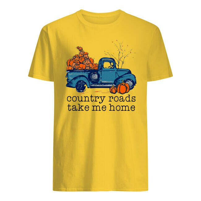 Truck pumpkin Country roads take me home shirt, happy thanksgiving, shirt thanksgiving,  baby kids boy girl, quote saying tee, commercial use tee, autumn fall harvest, november shirt