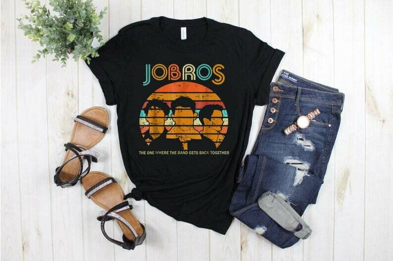 Jonas Brothers Happiness Begin Tour T-shirt, Jonas Cool Gift Brothers Happiness Begin T-shirt 2019 Tour, Jonas First Given Name Pride Funny T-Shirt, Jonas Shirt, jonas Brothers Shirt, First Given Name