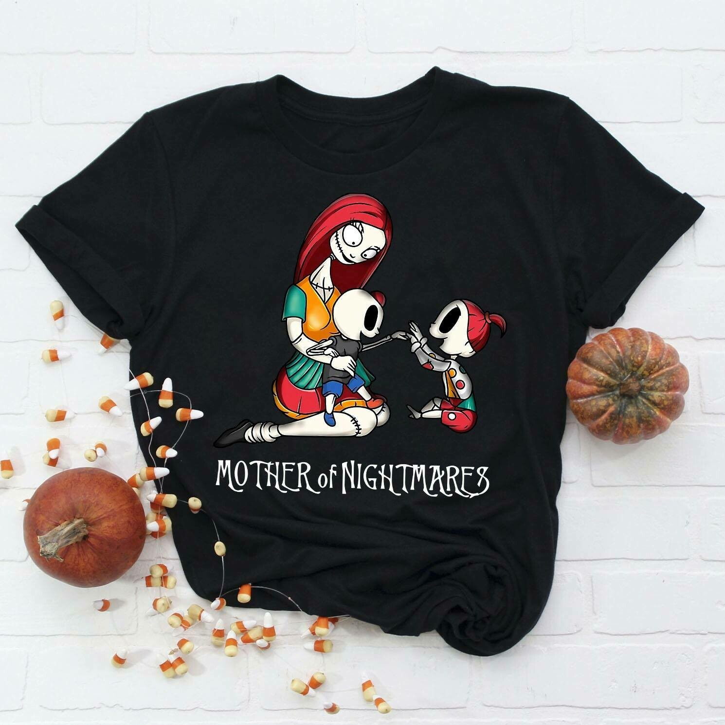 Mother Of Nightmares Shirt, Woman Mother of Halloween, Gift for Mom, Gift for Mother Halloween Shirt, Halloween Costumes for Mothers Gift, Mother of Nightmare, Birthday Gift, Mothers Day Gift