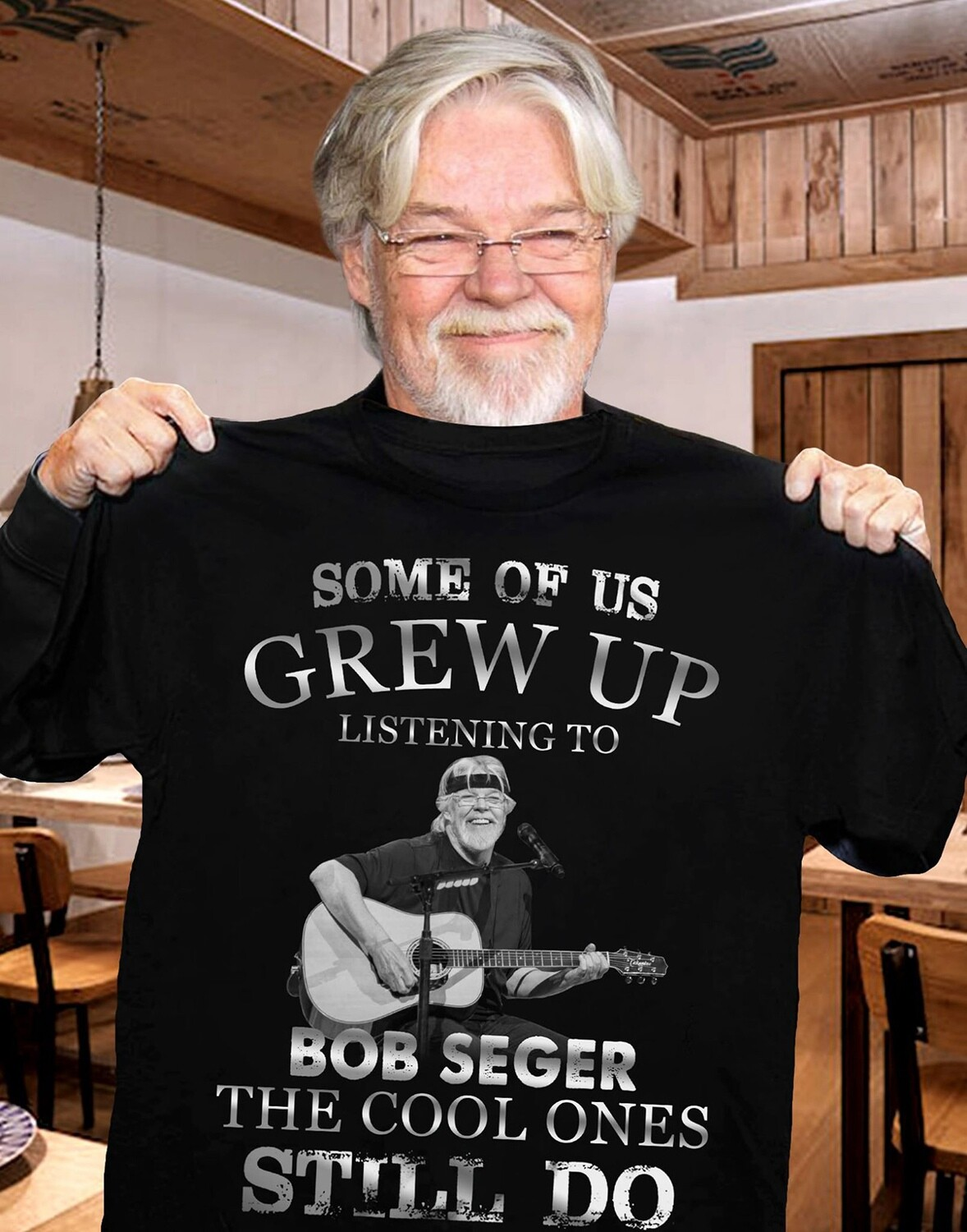 Bob Seger Shirt Vintage tshirt 1980 The Silver Bullet Band 1980s Against the Wind Heartland Pop Rock and Roll Fire Lake You'll Accomp'ny Me, Silver Bullet Tours Tshirt,Unisex Short, Bob Seger tee
