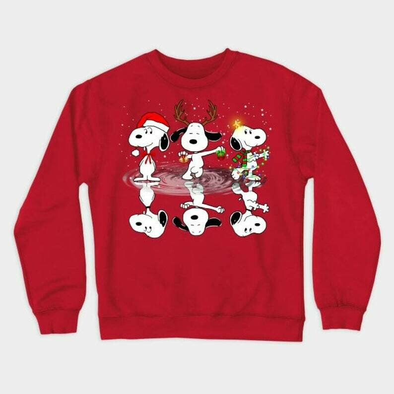 Snoopy and Friends Merry Christmas 2019 Gifts For Lovers Merry Christmas Noel Family Vacation Friends Team Party T-Shirt  Snoopy and Friends, Snoopy Christmas, Snoopy shirt, Christmas Shirt