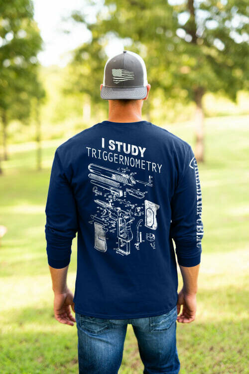 I Study Triggernometry T-Shirt 3D Gun Pistol Tee Father's Day Gift Sale I Study Triggernometry Funny Gun Lovers T-Shirt Gift    Guns Lover Shirt    Guns Lover T-Shirt    Gift For Gun Lovers tee