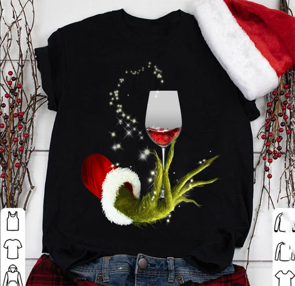 Drink Up Grinches It's Christmas T-shirt, Merry Christmas Shirt For Men, Women, Funny Grinch Christmas Shirt, Drink Up Christmas Tee, drinking laws, ain't no laws, when you're, Ain't now law shirt