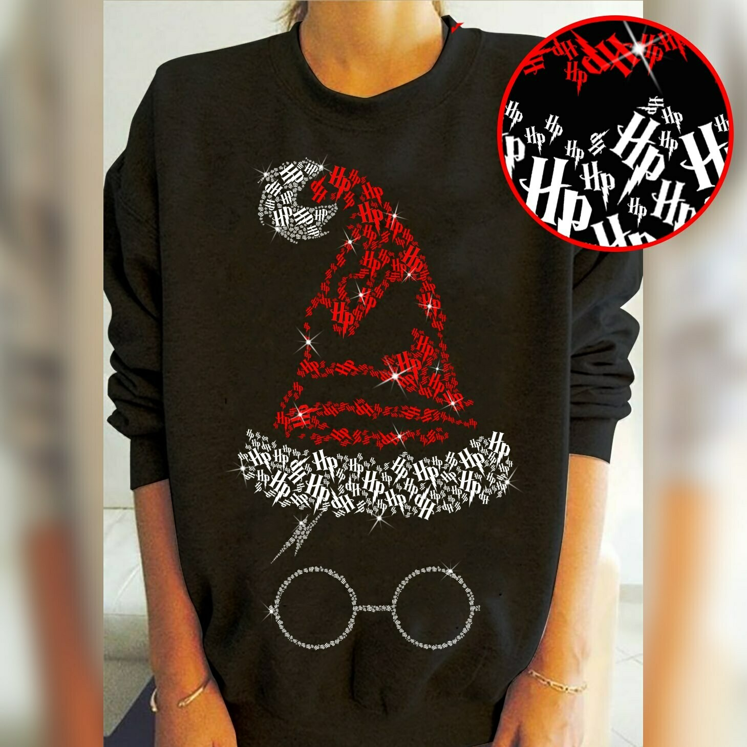Harry Potter Merry Christmas Shirt, Harry Potter Inspired Womens TShirt, Harry Potter Gift, Unisex Wizard, Hogwarts Tee, Harry Poter, Harry Potter Patronus Daniel Radcliffe Emma Watson Christmas shirt