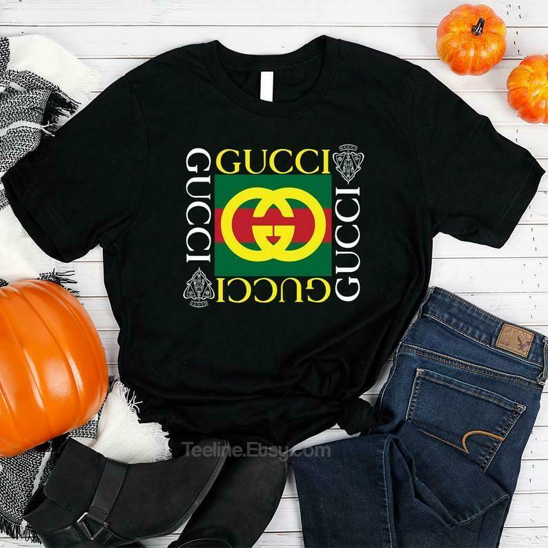 Logo Gucci, Gucci Shirt, Gucci T-shirt, Gucci Logo, Gucci Fashion shirt Gucci Design shirt, Snake Gucci vintage shirt, gucci shirt, vintage gucci, gucci tiger, gucci belt, chanel shirt