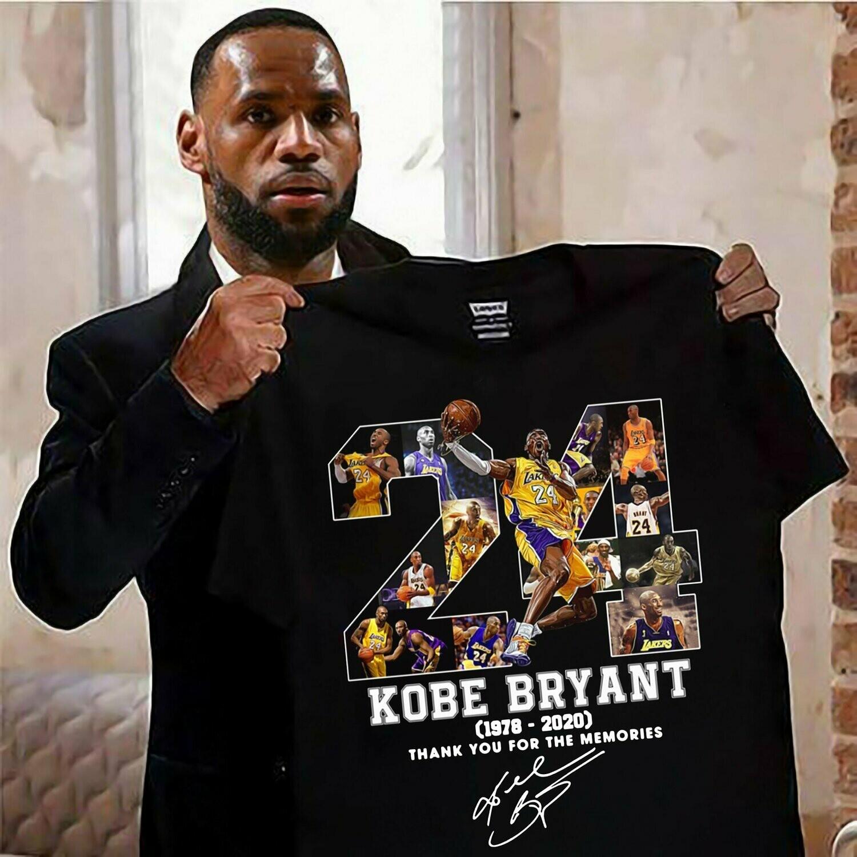 Kobe Bryant Greatest Of All Time Basketball Moments Tribute Los Angeles Number 24 T Shirt, kobe bryant, lebron james, michael jordan, basketball, los angeles lakers, chicago bulls, GOAT Shirt