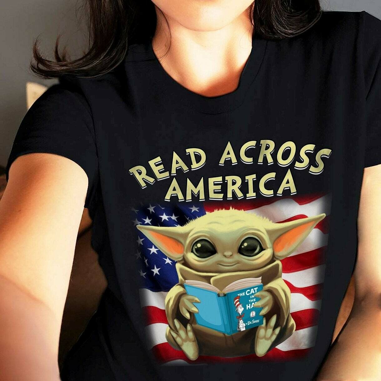 Read Across American Readers Are Leaders Shirt Teacher Shirts Librarian Shirt Gifts For Teachers Reading Shirt Book Nerd, funny book, bedtime reader, teacher shirts, i red past my, bed time Tee