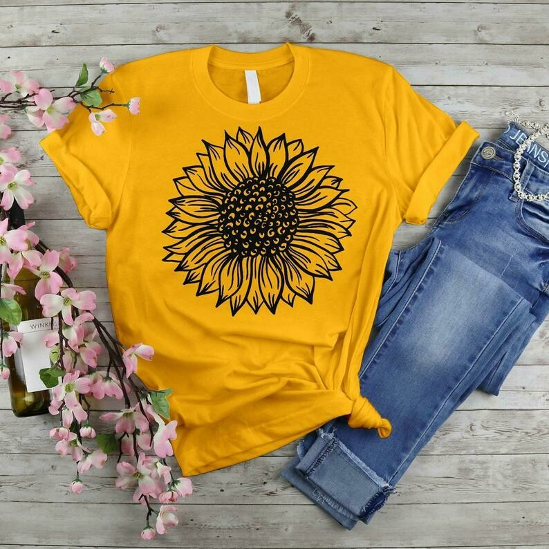 Here Comes The Sun Flower Choose Kindness,Hippie Love Peace Freedom Sun Flower Floral Cute Tshirt, Comes The Sun Flower, Sun Flower Shirt, Dog Mom Shirt, Dog Lover Shirt, Choose Kindness, gift for Wom