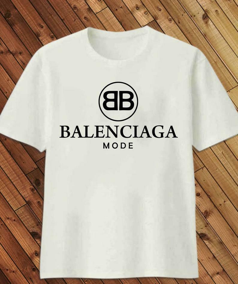 Balenciaga shirt, Balenciaga t shirt, Balenciaga Inspired Shirt, Fashion shirt, Designer Shirt Balenciaga mode vintage shirt