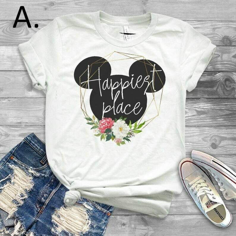 pretty mouse ears, mouse ears, disney shirt, disney toddler shirt, disney womens shirt, ladies disney shirt, cute disney shirt