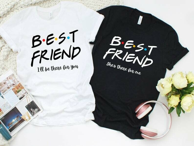 Best Friend Shirts, Party Shirts, Friends Party Shirts, Besties Shirts, Best Friend Shirts, BFF Shirts, Besties Matching shirts, BFF gift