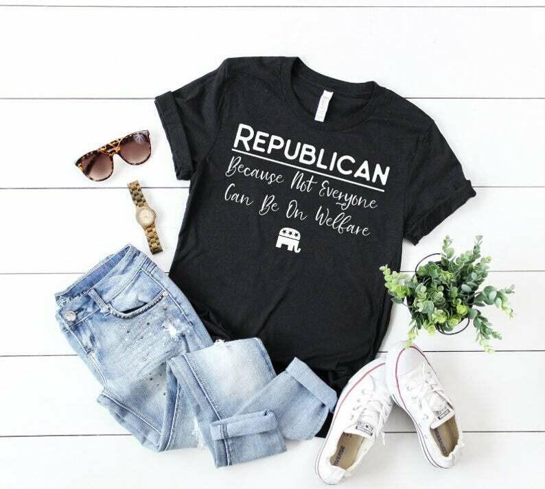 Republican Party, Republican Shirt, Political Shirt, Women's Shirt, Men's Shirt, Election Shirt
