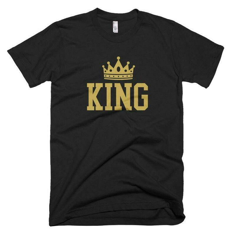 King mens t shirt, King shirts for men, King birthday shirt, King tee, King Shirts, Boyfriend Birthday Gift, Birthday King Shirt, Hubby tee