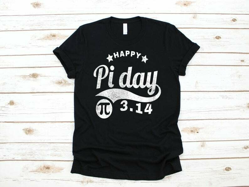 Happy Pi Day 3.14 Shirt | Math Teacher Gifts | T-Shirt | Kids Hoodie | Sweatshirt | Long Sleeve | Apparel Gift