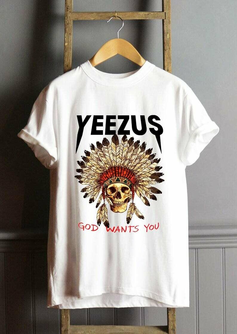 Yeezus T Shirt, Yeezus Shirt, Yeezus Tees, Yeezus Clothing Best Seller