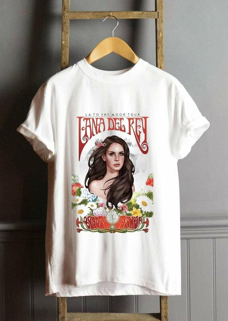 Lana Del Rey T Shirt, Lana Del Rey Shirt, Lana Del Rey Tees, Lana Del Rey Clothing Best Seller