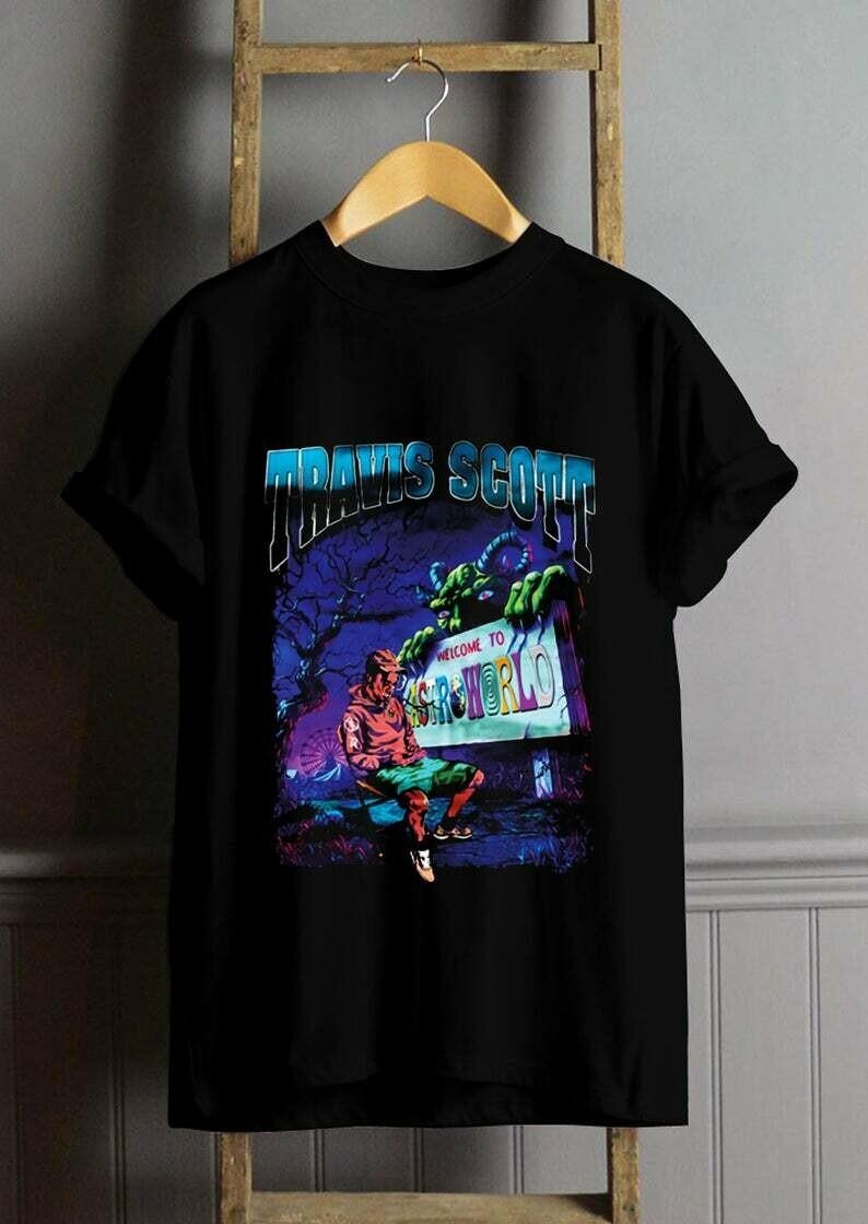 Travis Scott T Shirt, Travis Scott Shirt, Travis Scott Sweatshirt, Travis Scott Clothing Best Seller