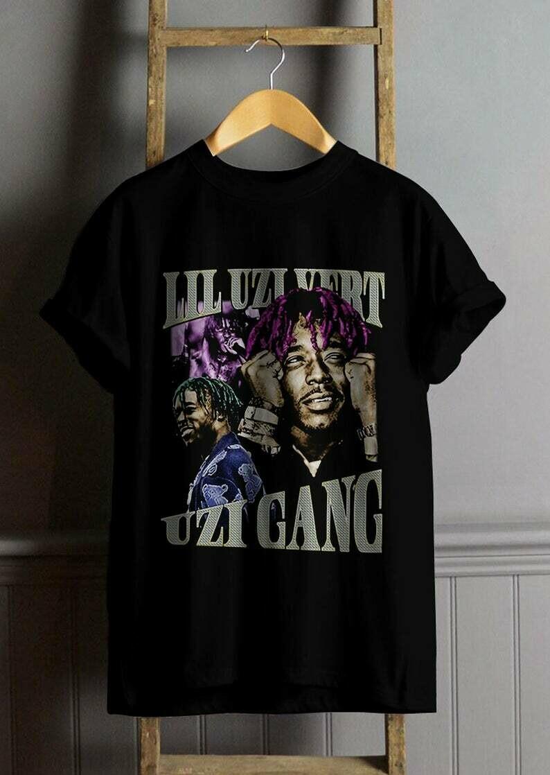 Lil Uzi Vert T Shirt, Lil Uzi Shirt, Lil Uzi Tees, Lil Uzi Clothing Best Seller