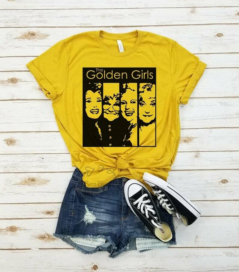 The Golden Girls - unisex tshirt. Golden girls, golden shirts shirt, golden girls tee, shady pines, funny womens shirt, funny graphic tees