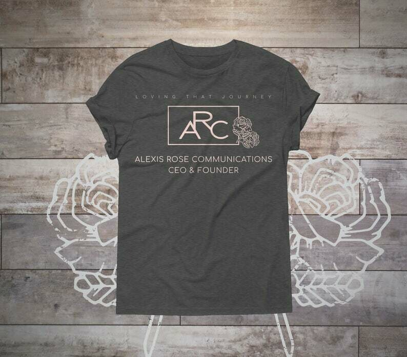 Alexis Rose Shirt Communications CEO & Founder Tshirt Schitts Creek Tee Womens shirts funny shirt with Sayings Graphic Tshirts Pop Culture