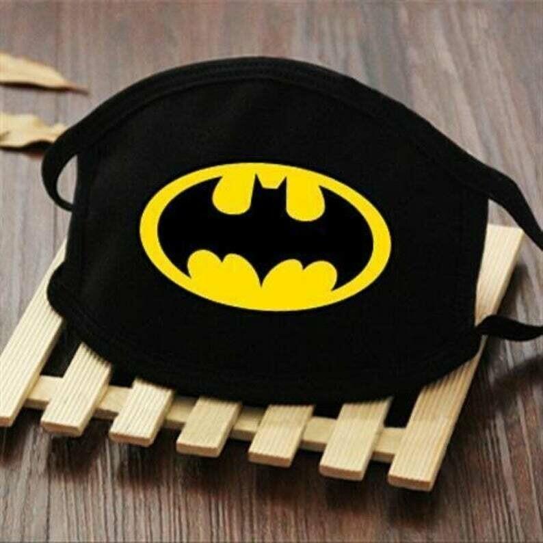 Batman Mouth Mask