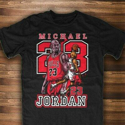 Michael Jordan Tshirt 2020