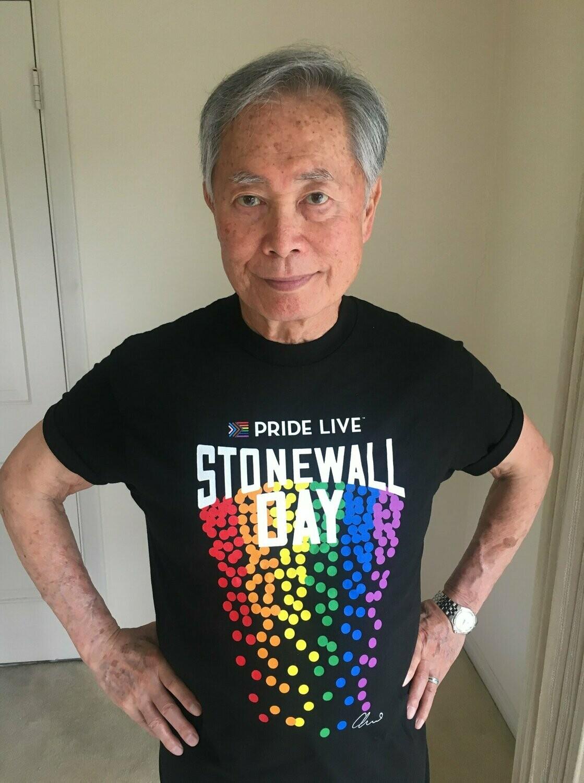 Pride live stonewall day shirt