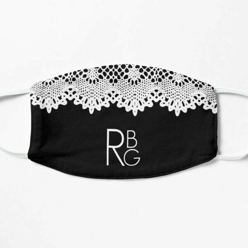 Notorious RBG Ruth Bader Ginsburg Face Mask