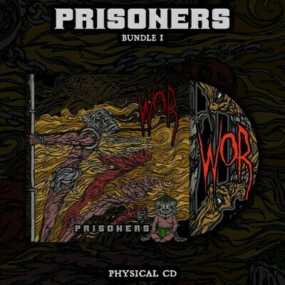 Prisoners Physical CD