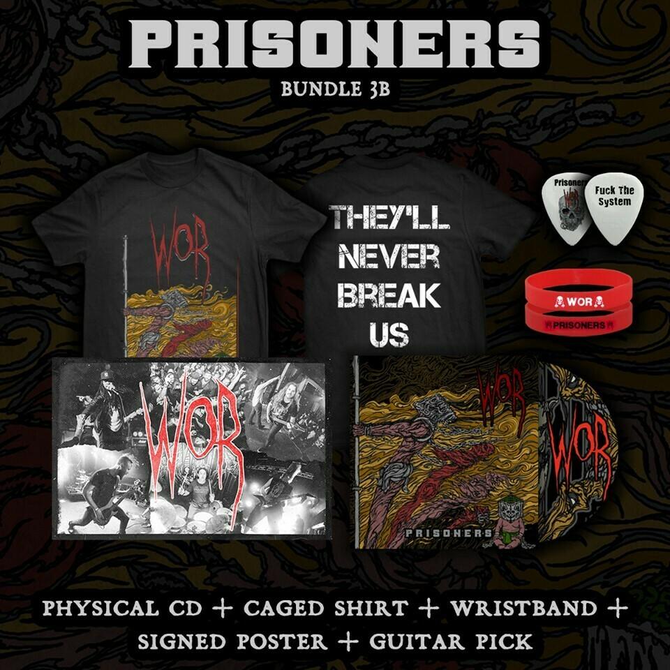 Prisoners Bundle 3A