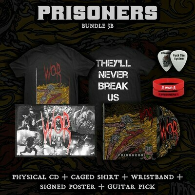 Prisoners Bundle 3A