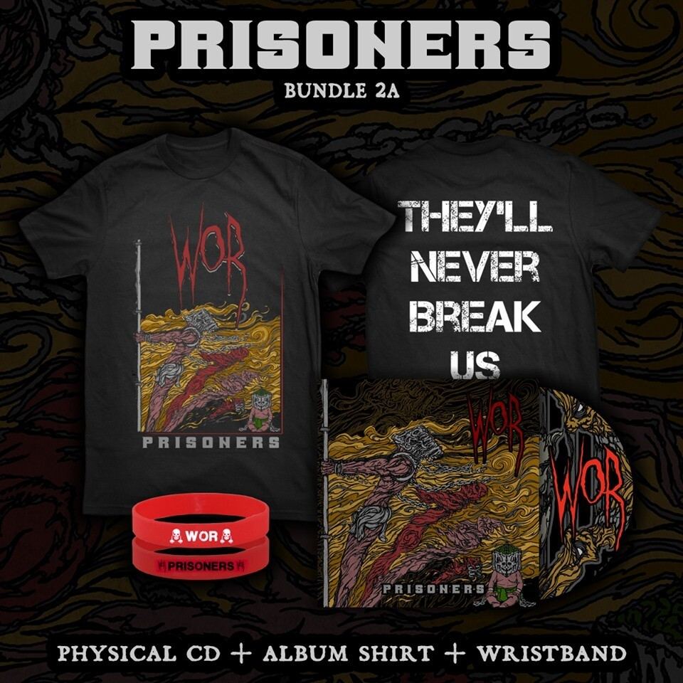 Prisoners Bundle 2A