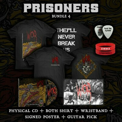 Prisoners Bundle 4