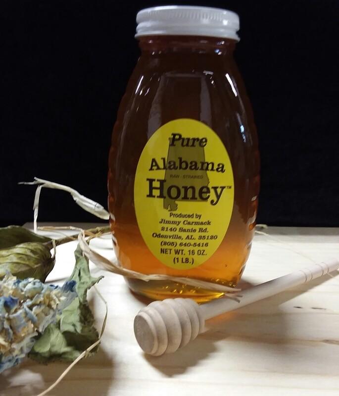 Pure Alabama Honey