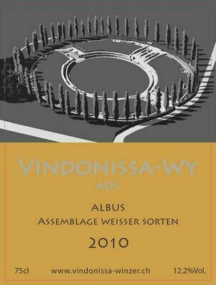 Vindonissa-Wy Albus 50cl