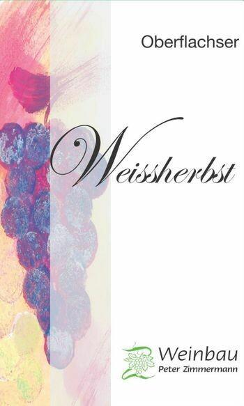 Oberflachser Weissherbst 50cl