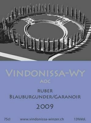 Vindonissa-Wy Ruber 75cl