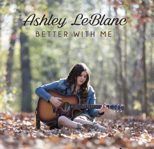 Ashley LeBlanc - Better With Me EP - Physical Copy