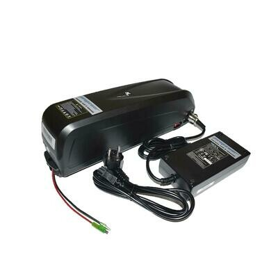 SALE!! 48V 13Ah silver fish ebike electrical battery pack with 2A charger can working on 750W motor USA CUSTOMERS - NO TAX AND FREE SHIPPING!!