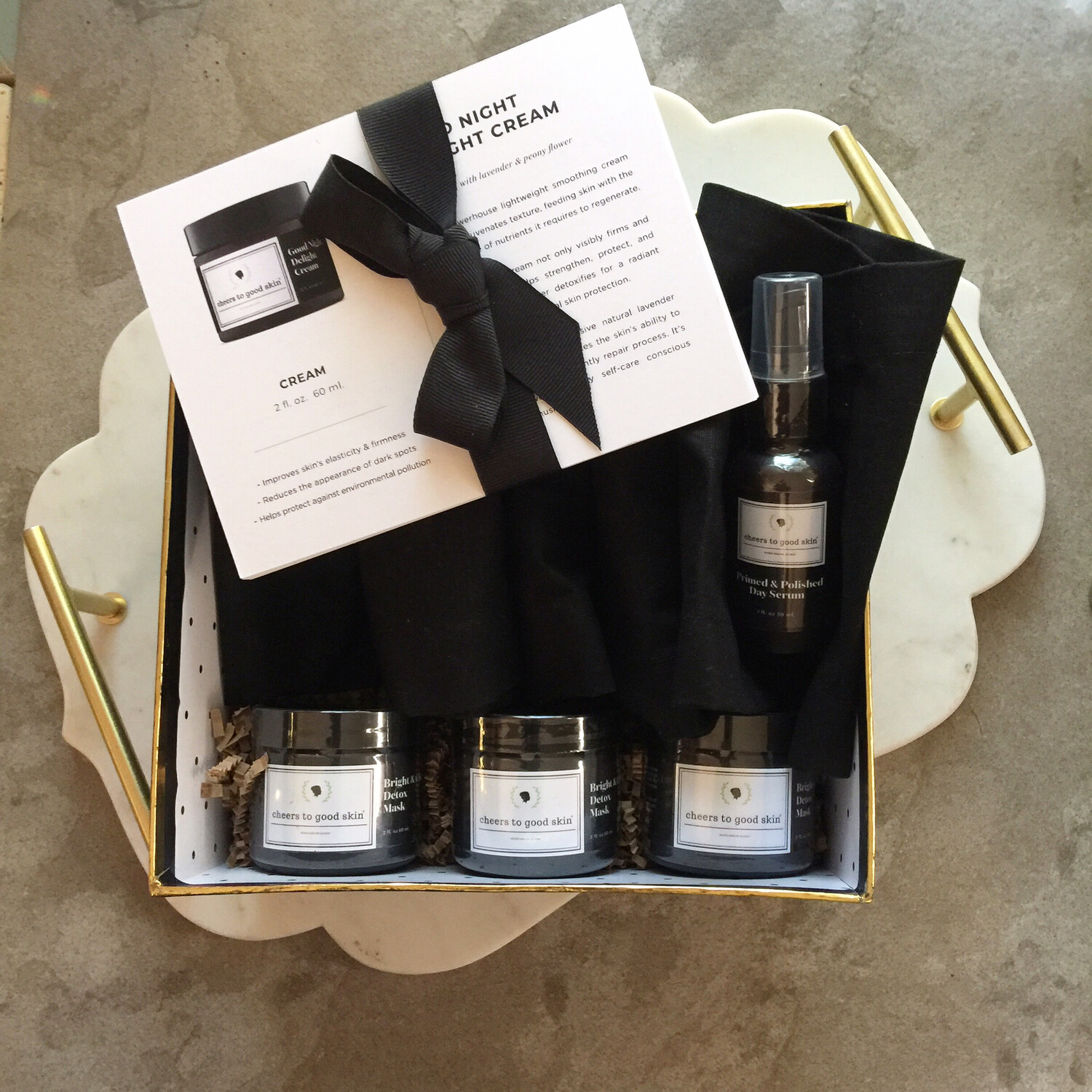 Clean Beauty Bundle | 7 Product Collection $75off