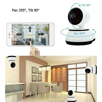 USB Wifi Smart security camera/ Baby Camera with 16GB SD card included
