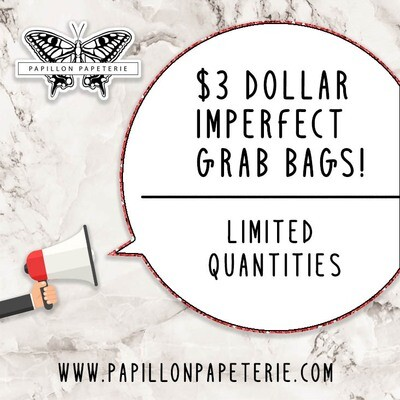 $3 Imperfect Grag Bag!