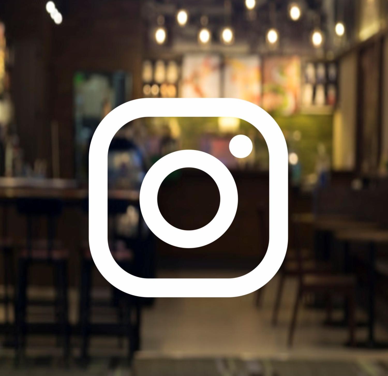 Social Media Icon Decal - IG