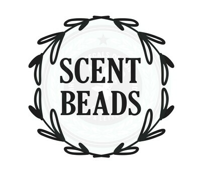 Scent Beads Decal - wreath design