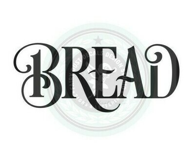 Bread Box Decal