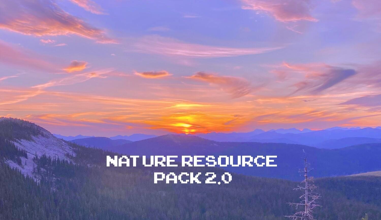 NATURE RESOURCE PACK 2