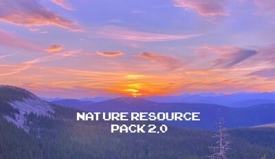 NATURE RESOURCE PACK 2
