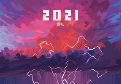 2021 CALENDAR *PRE-ORDER*