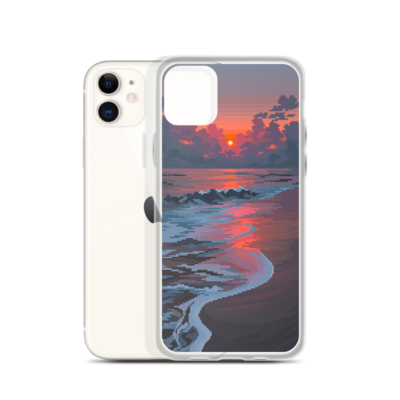 SUMMER'S PASSING IPHONE CASE