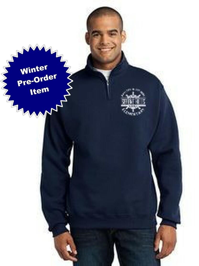 Adult Quarter Zip Pullover **Winter Pre-Order**